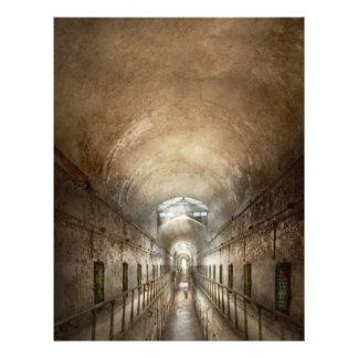 Jail - End of a journey Full Color Flyer