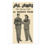 Jail Jamas - the daring gift for married folks!