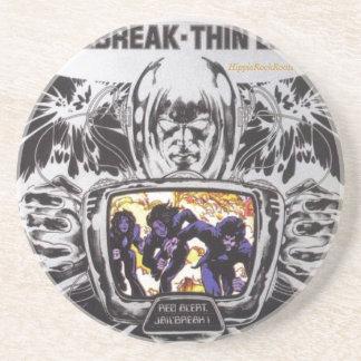 Jailbreak Thin Lizzy HippieRockRoots Porta Copos