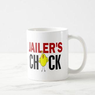 JAILER'S CHICK COFFEE MUG