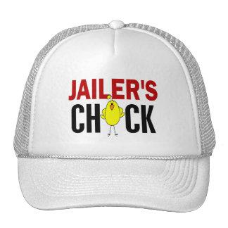 JAILER'S CHICK MESH HAT