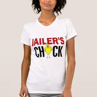 JAILER'S CHICK TEE SHIRT