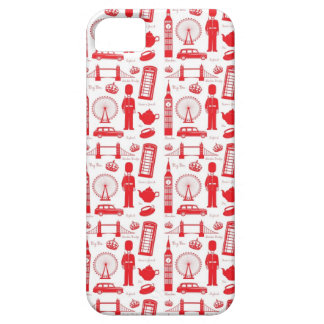 J'aime Londres - symboles britanniques iPhone 5 Cover