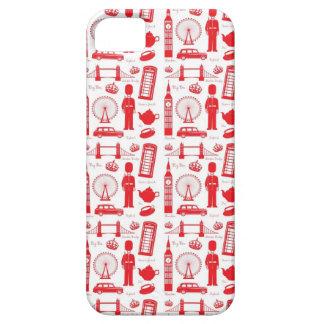 J'aime Londres - symboles britanniques iPhone 5 Case