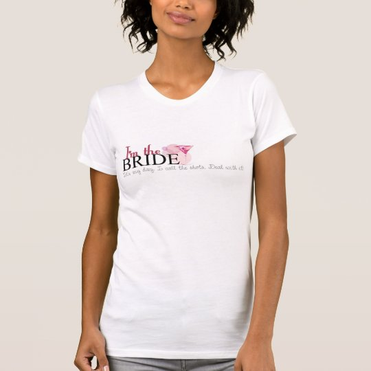 Jaime's Bride Shirt