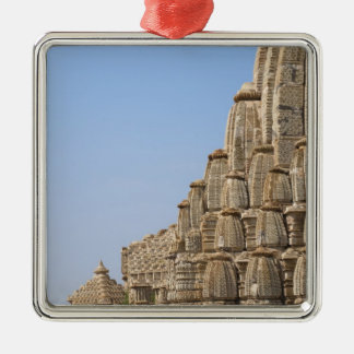 Jain temple in Chittorgarh Fort, India Christmas Ornament
