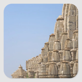 Jain temple in Chittorgarh Fort, India Stickers
