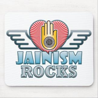 Jainism Rocks Mouse Mat
