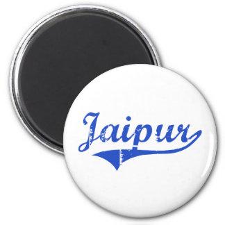 Jaipur City Classic 6 Cm Round Magnet