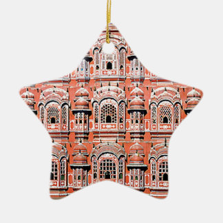jaipur palace india ceramic star decoration