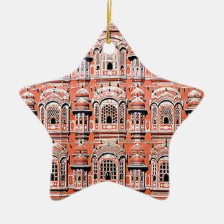 jaipur palace india christmas ornament