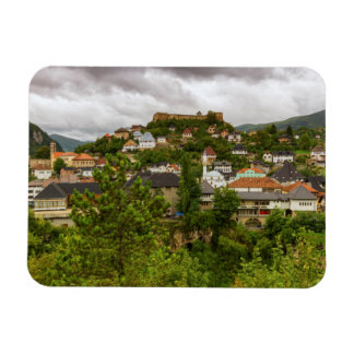 Jajce, Bosnia and Herzegovina Rectangular Photo Magnet