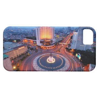 Jakarta Cityscape Barely There iPhone 5 Case