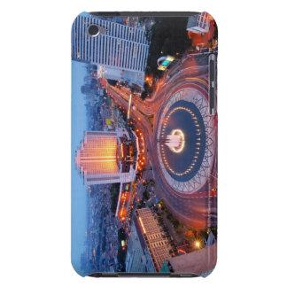 Jakarta Cityscape iPod Case-Mate Case