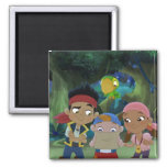 Jake and the Neverland Pirates 3 Magnets