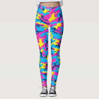 Jake Paul rainbro leggings