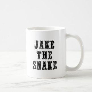 Jake the Snake Coffee Mug