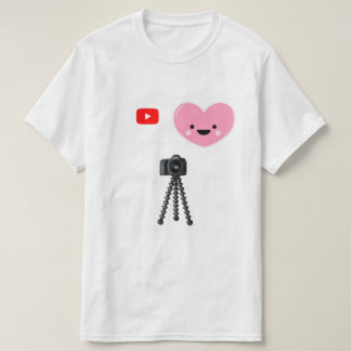 Jake vlogs special Valentine's Day shirt