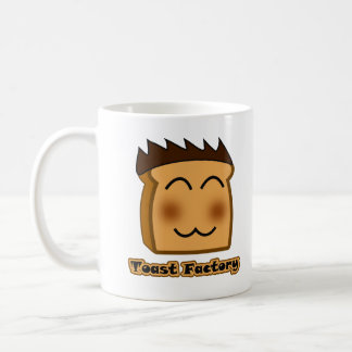Jakes Toastie White Mug