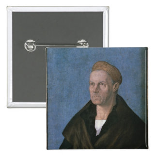 Jakob Fugger, the Rich 15 Cm Square Badge