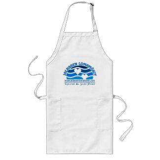 Jalkasen Lomamökit apron - choose style
