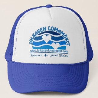 Jalkasen Lomamökit hat - choose color