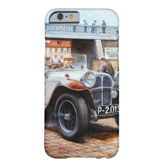 Jalopy racingcar painting barely there iPhone 6 case