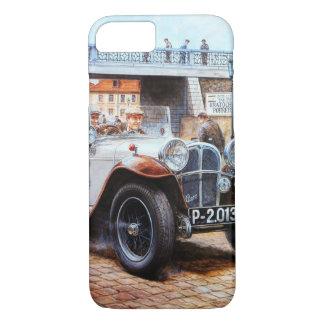 Jalopy racingcar painting iPhone 7 case