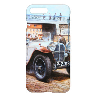 Jalopy racingcar painting iPhone 7 plus case