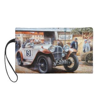Jalopy racingcar painting wristlets