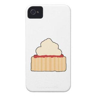 Jam and Cream Scone. iPhone 4 Cover