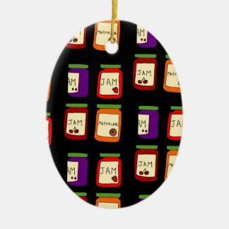 jam christmas ornament