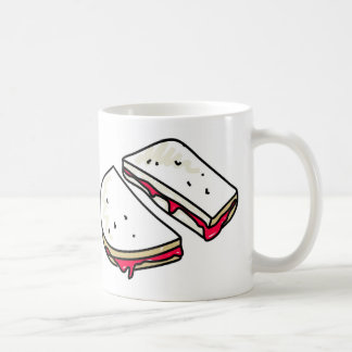 jam sandwich coffee mug