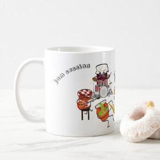 Jam Session Coffee Mug
