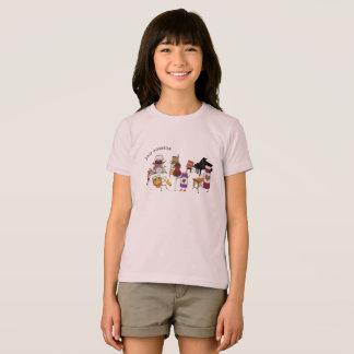 Jam Session girl's T-Shirt