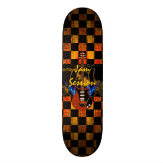 Jam Session Skateboard Deck