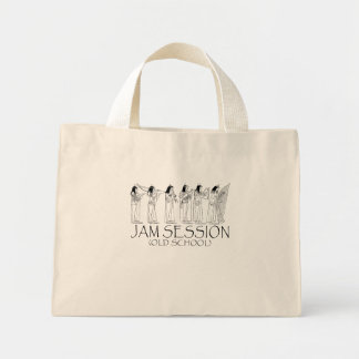 Jam Session Canvas Bags