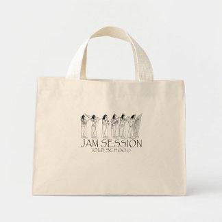 Jam Session Mini Tote Bag