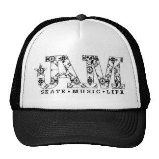 jam-skull hat