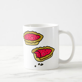 jam tarts coffee mug