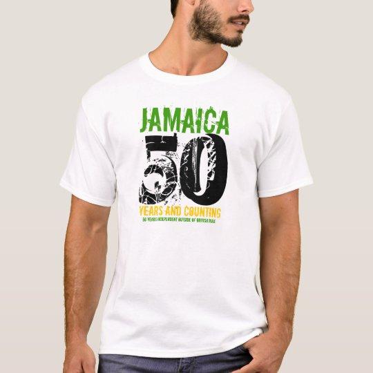 Jamaica 50 Independence Celebration T-Shirt