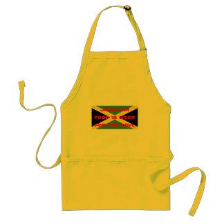 """Jamaica"" Standard Apron"