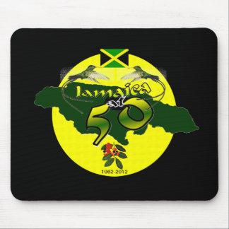 Jamaica at Fifty Mouse Mat