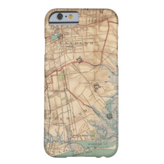 Jamaica Bay and Brooklyn Barely There iPhone 6 Case