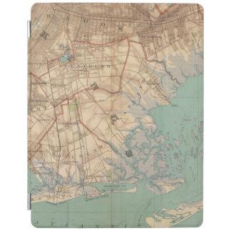 Jamaica Bay and Brooklyn iPad Cover