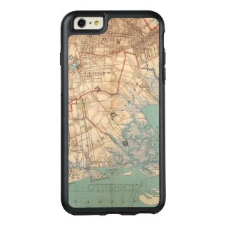 Jamaica Bay and Brooklyn OtterBox iPhone 6/6s Plus Case