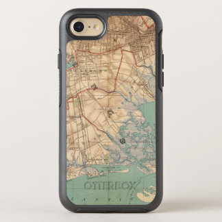 Jamaica Bay and Brooklyn OtterBox Symmetry iPhone 8/7 Case