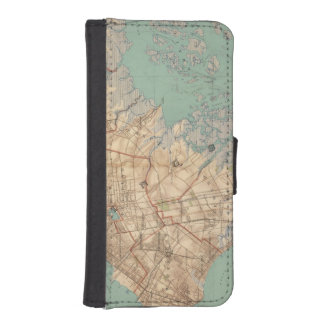 Jamaica Bay and Brooklyn iPhone 5 Wallet