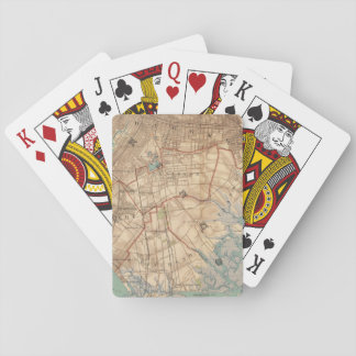 Jamaica Bay and Brooklyn Playing Cards