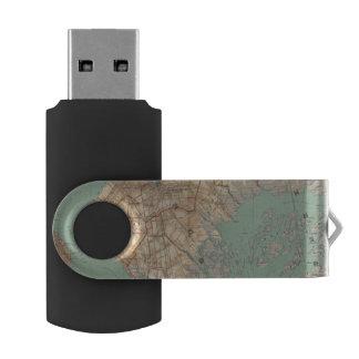 Jamaica Bay and Brooklyn USB Flash Drive